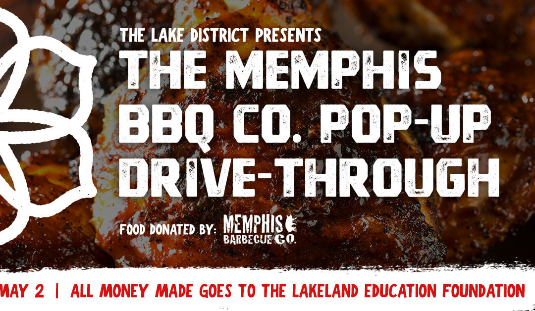 The Memphis BBQ Co. Pop-Up Drive-Through Fundraiser