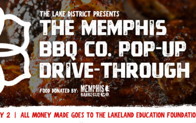 The Lake District and Memphis BBQ Co. Cooking Up Great Things for Lakeland Schools
